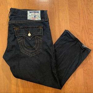 True Religion • Mens Straight Jeans